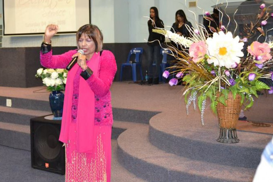 Holy Ghost Revival with Sharon Venketiah