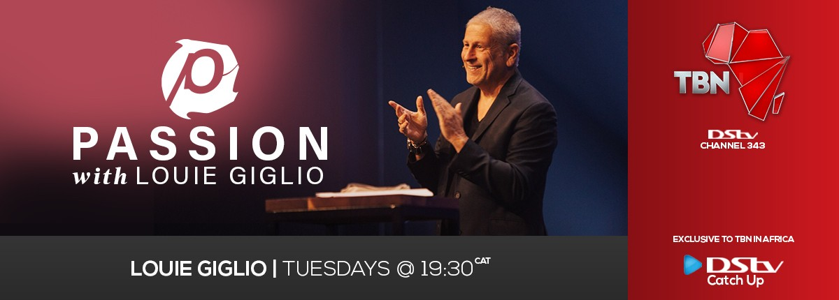 Passion with Louie Giglio